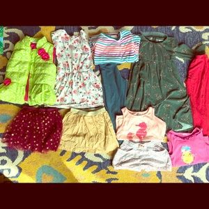 Other - Girls 5T lot